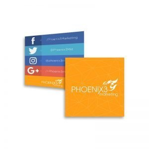 ConceptJet Square Business Cards